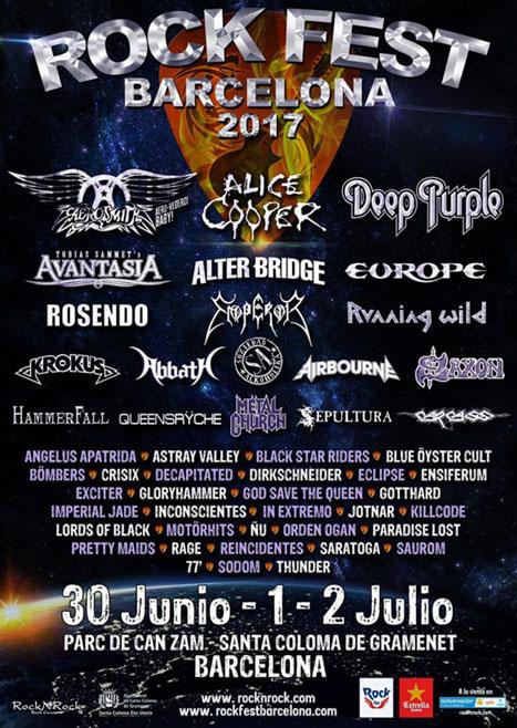 Rock Fest 2017
